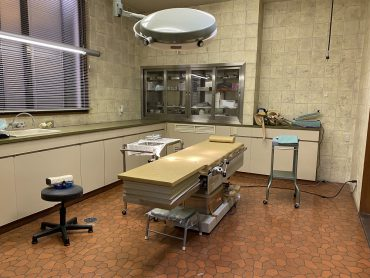 佐藤病院スタジオ|病室・手術室・待合室・診察室・屋上・平日・ネガティブ