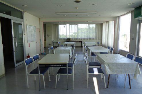 17.病院1棟貸しスタジオ|食堂