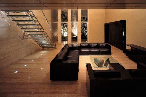 ジャスマック八雲|スタジオ・高級住宅・一軒家・書斎・リビング・ダイニング・テラス・バー|東京