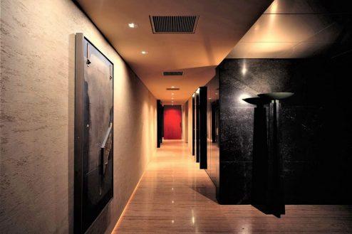 14.ジャスマック八雲|廊下