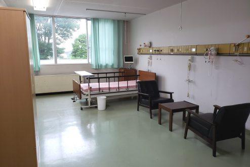 5.病院1棟貸しスタジオ|病室(個室)