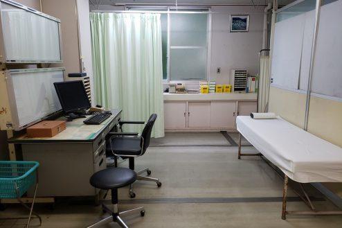 14.病院1棟貸しスタジオ|診察室