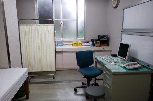 15.病院1棟貸しスタジオ|診察室
