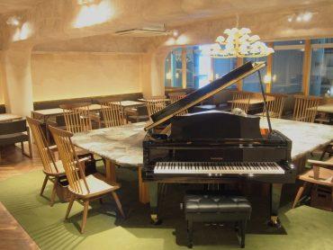 銀座カフェ(2037)|喫茶店・グランドピアノ・貸切り・24時間|東京