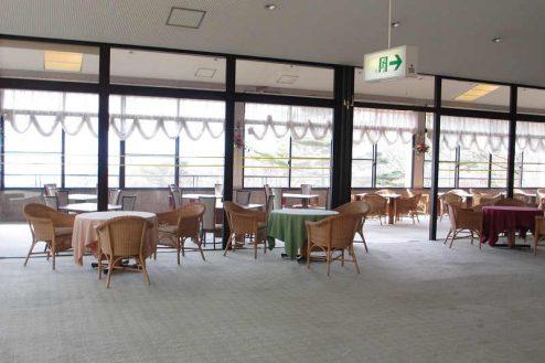 10.山梨リゾート|レストランホール