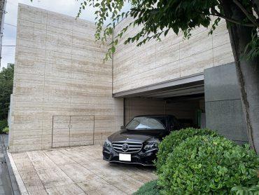 ジャスマック八雲【ガレージ】|駐車場・高級住宅・貸切り・外観|東京