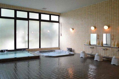12.山梨リゾート|大浴場