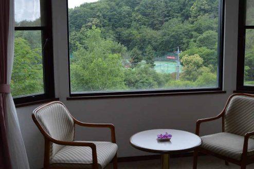 7.山梨リゾート|ホテル洋室