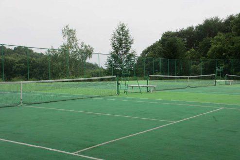 2.山梨リゾート|テニスコート