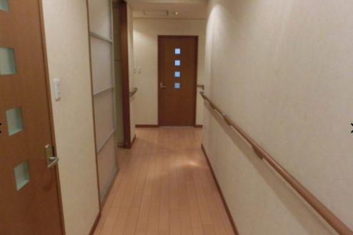18.新宿2丁目マンションスタジオ|廊下