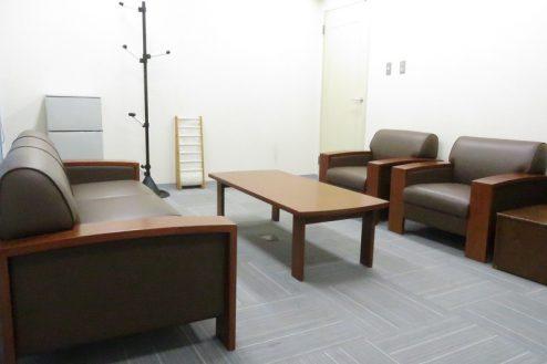 10.新宿3丁目オフィススタジオ|応接室