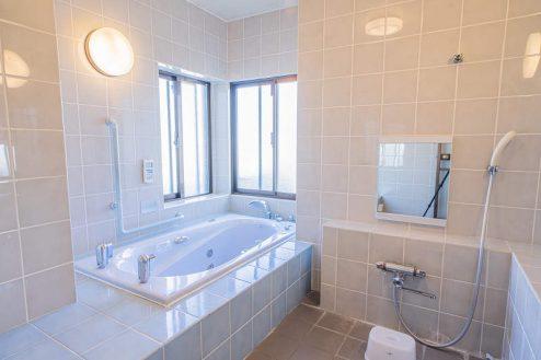 3.つつじヶ丘マンションスタジオ|浴室