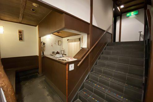 9.浅草・居酒屋|入口・キャッシャー