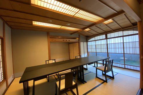 10.浅草・料亭|上階:和室