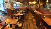 新宿イタリアンレストラン(2036)|ピザ窯・バーカウンター・オープンキッチン・ガラス張り・広い|東京