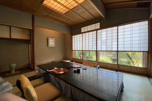 7.浅草・料亭|上階:和室
