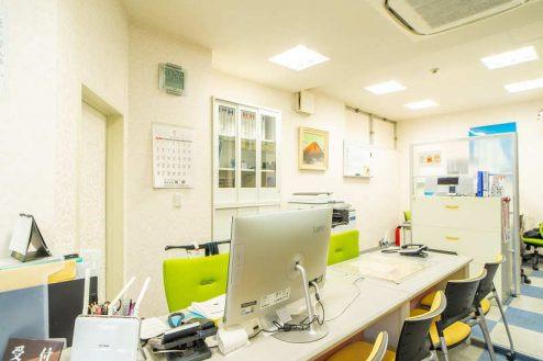 1.高商ビル各スタジオ|1F:オフィス