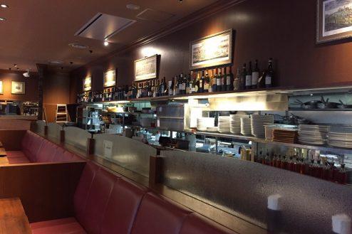 5.新宿イタリアンレストラン|店内