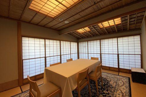 9.浅草・料亭|上階:和室