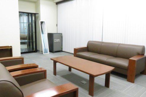 8.新宿3丁目オフィススタジオ|応接室