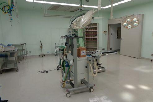 3.病院1棟貸しスタジオ|手術室