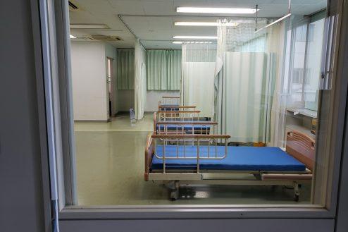 7.病院1棟貸しスタジオ|ICU