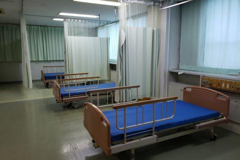 6.病院1棟貸しスタジオ|ICU