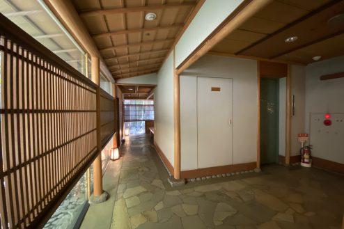 5.浅草・料亭|上階:廊下