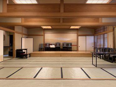 浅草・料亭|大広間・和室・個室・舞台・宴会場・エントランス・貸切り|東京