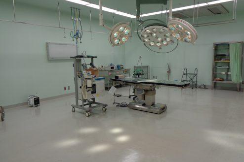 2.病院1棟貸しスタジオ|手術室