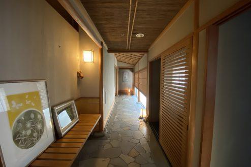 6.浅草・料亭|上階:廊下