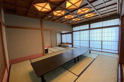 8.浅草・料亭|上階:和室