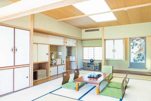 13.紀尾井町マンションスタジオ|和室