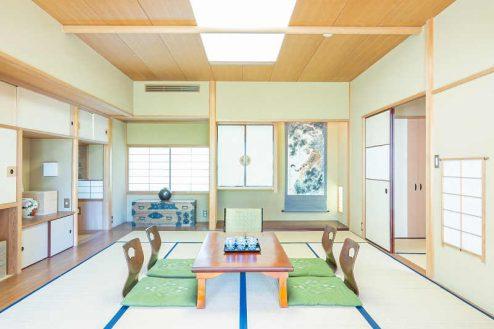 14.紀尾井町マンションスタジオ|和室