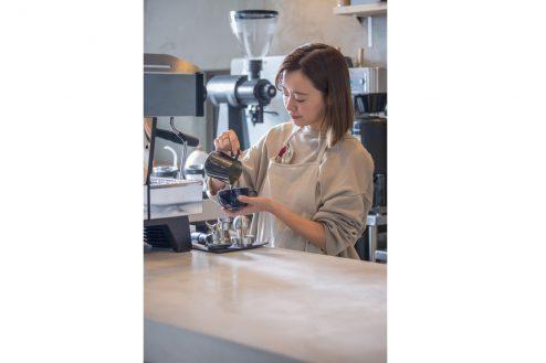 12.カフェ&花屋