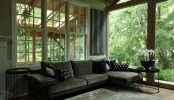KONARAHOUSE|一軒家・ハウススタジオ・庭・リビング・ウッドデッキ・インテリア・家具