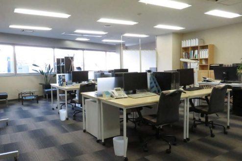 1.新宿2丁目オフィススタジオ|室内