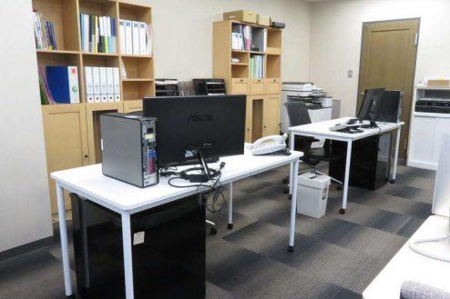11.新宿2丁目オフィススタジオ|室内