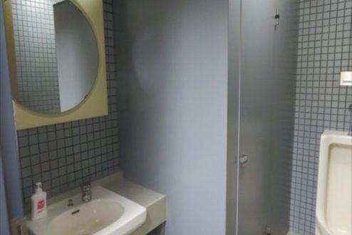 18.新宿2丁目オフィススタジオ|お手洗い