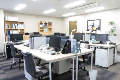 2.新宿2丁目オフィススタジオ|室内