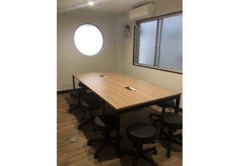 15.新宿コワーキングスペース|会議室