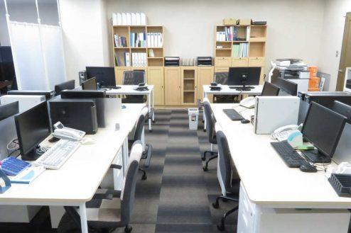 4.新宿2丁目オフィススタジオ|室内