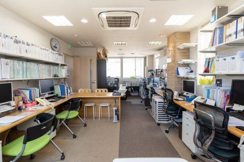 2.蒲田T社オフィス オフィス部分