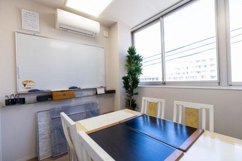 11.蒲田T社オフィス 会議室