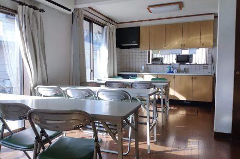 3.横浜市旭区ハウススタジオ|ダイニングキッチン