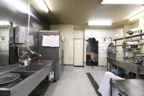 20.23区内の弁当屋|厨房