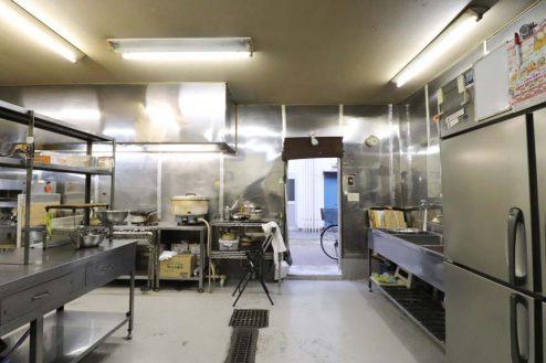 21.23区内の弁当屋|厨房