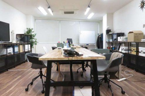3..高商ビル各スタジオ|4F:オフィス