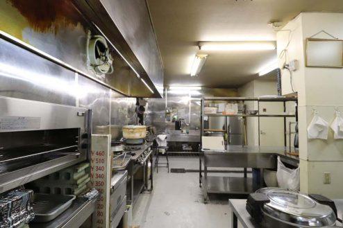 22.23区内の弁当屋|厨房