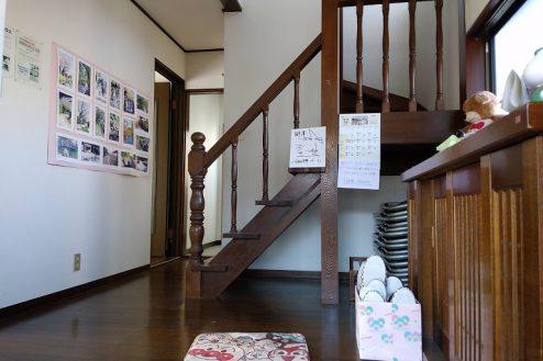 10.横浜市旭区ハウススタジオ|玄関・階段